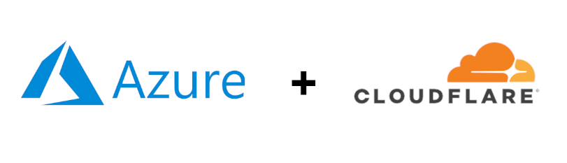 Using Azure and Cloudflare to host our risk questionnaire for $0.01 per month.